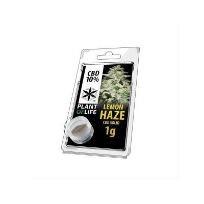 Résine Lemon Haze 10% de CBD 1g