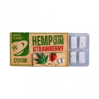 Chewing-gum Strawberry
