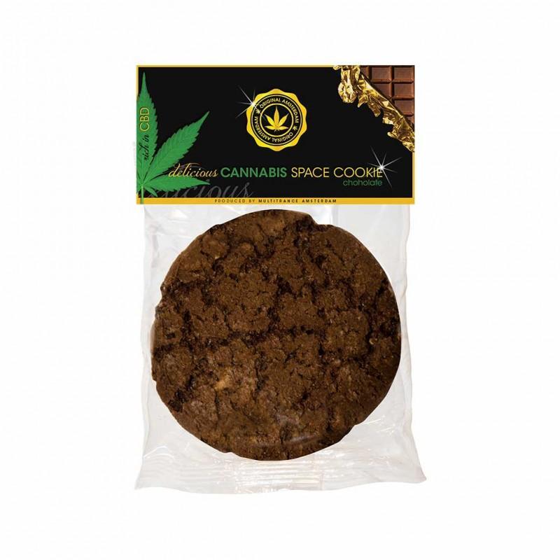 Cookie chocolat space cbd 2