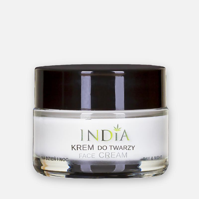 Creme nourrissante pour la peau et pour le visage a base de chanvre 50 ml
