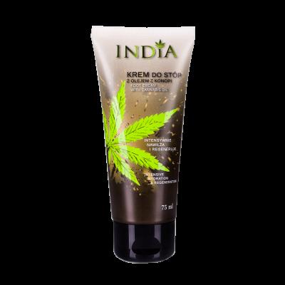 Crème Protection pour les Pieds India 75ml