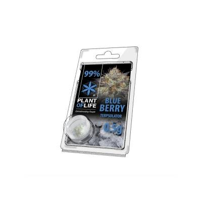 Cristaux de CBD Blueberry 99% pur 500mg
