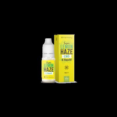 E-liquide 30 mg de CBD Super Lemon Haze 10ml