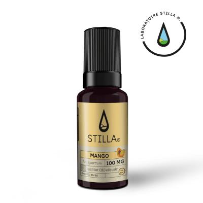 E-liquide CBD 1% Mango 10ml