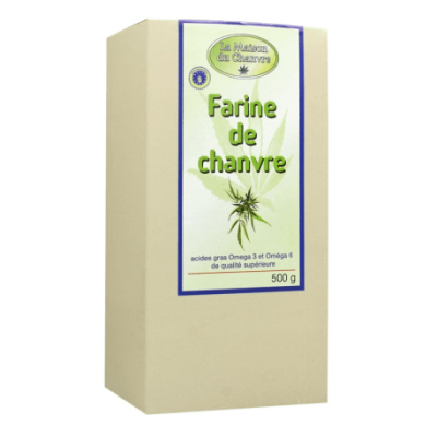 Farine de graines de Chanvre 500g