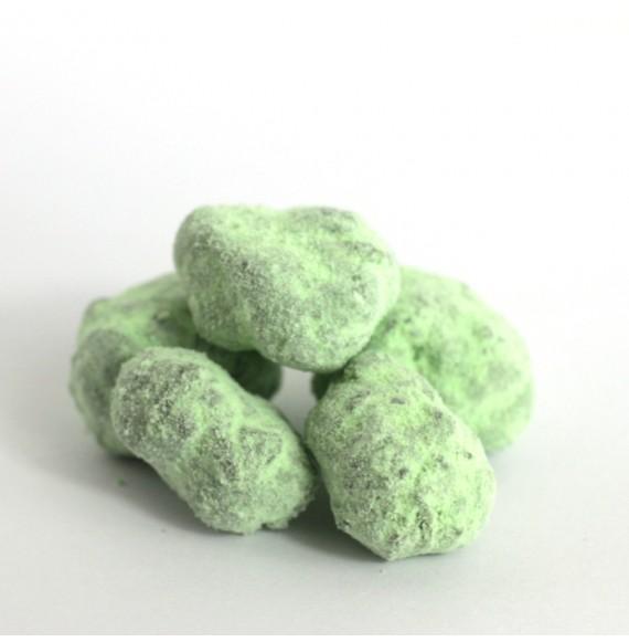 Green moonrock