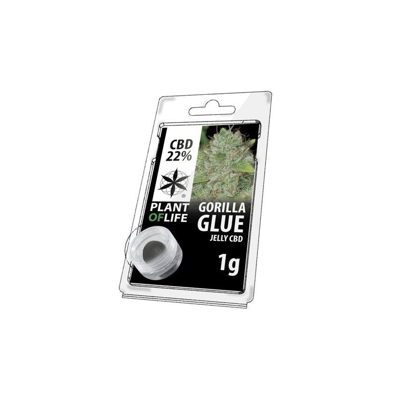 Jelly au cbd 22 gorilla glue