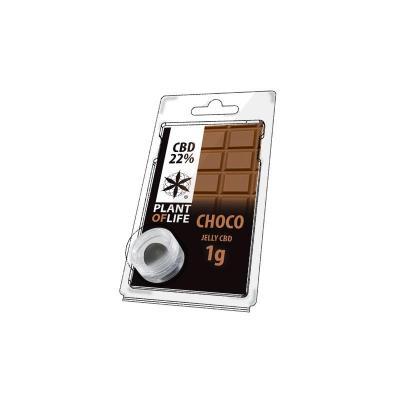 Résine Choco 10 % de CBD 1g